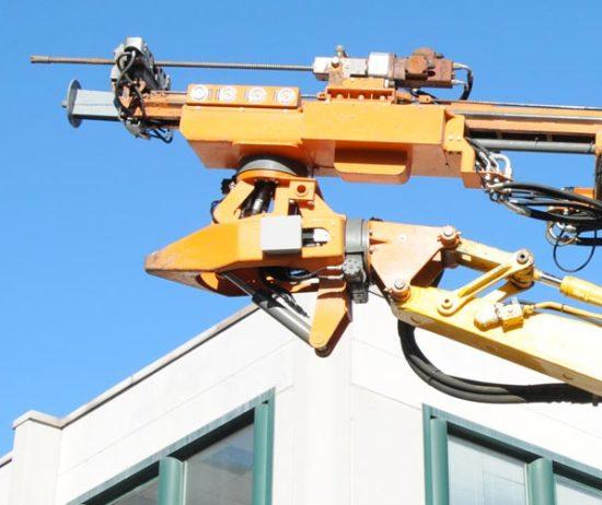 Noleggio new Holland 8 tonnellate