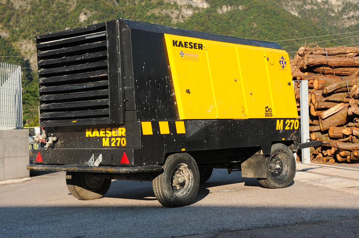 Kaeser-M270